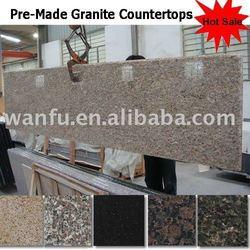 Pre-made Granite Counter Tops - Buy Prefab Counter Tops,Granite ...