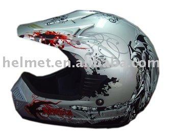 AD-618 full face skull helmet/ helmet cycling/ ATV