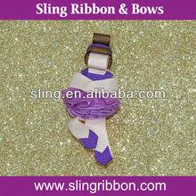 Twisted, Cut, Glued, Braided &Twirled Hair Ribbon Bows