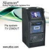 TV-238DUT Pa system amplifier