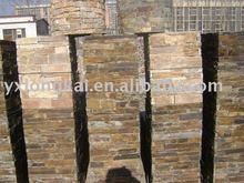 slate stone cladding for pillar