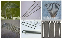 wire tent pegs camping pegs Steel wire pegs