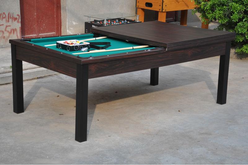 Cena tavolo da biliardo 2 1 multi gioco da tavolo 7ft - Biliardo tavolo da pranzo ...