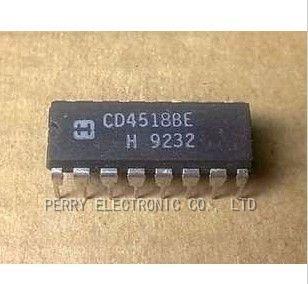 Cd4518be cmos de doble up - contadores ic