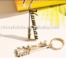 2012 Cheap Promotional Metal Keychain