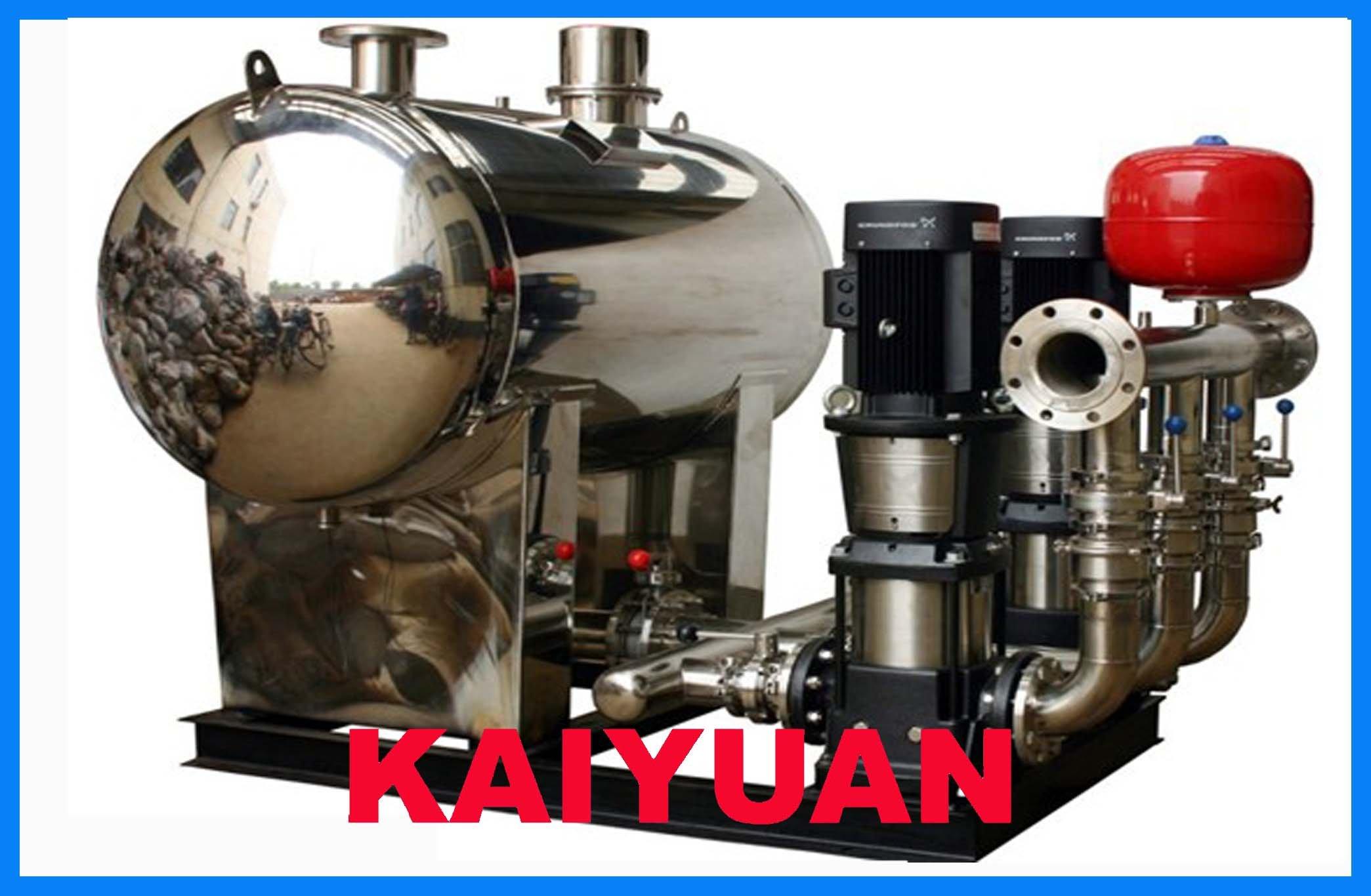 Kywf bomba de água ( sem de pressão negativa )