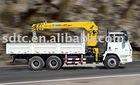 shaanxi STEYR / SHACMAN truck crane
