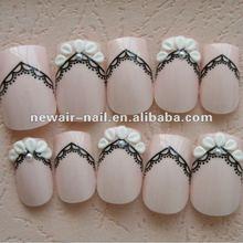 2012 Best sell japanese V shape nail art