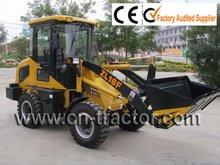 mini wheel loader (CE,EPA approved model ZL10F )
