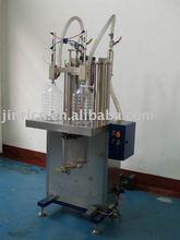 Semi-automatic oil filler