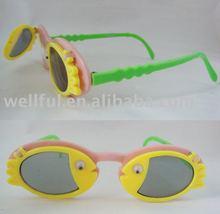 2012 lovely cartoon children sunglasses