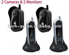 wireless video intercom/villa video intercom