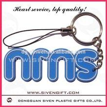 Fashionable promotion customized Key chains