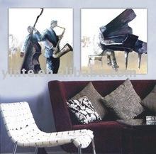 musical instrument oil painting ytzsh2p0146