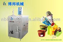 Continuo di ghiaccio congelatore crema ( gelato macchina )/gelato maker fabbrica