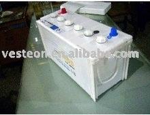 high quality car battery 12v100ah
