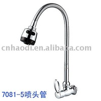 hot sale zinc wall mounted lab water tap for kitchen