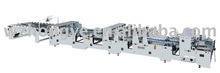 ZH-1600BFT Automatic Crash Bottom Folder gluer Machine