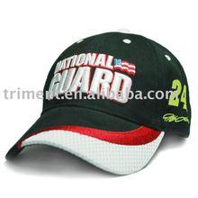100% cotton heavy brushed baseball cap