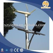 LED wind solar street light