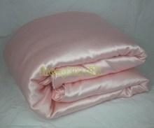 100% Handmade Baby Silk Quilt