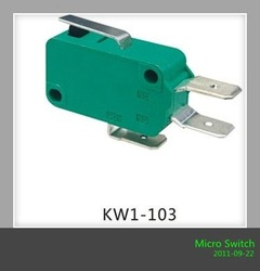 Micro switch KW1-103