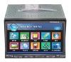 7 inch universal 2 din car dvd player/ gps/bluetooth