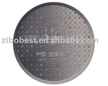Smc / FRP Composite tampas de bueiros