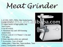 OEM electric meat grinder