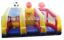 3 Inflatable game in one