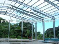pre-engineering steel construction