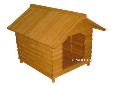 Wooden Pet House WH09