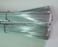straight cut wire