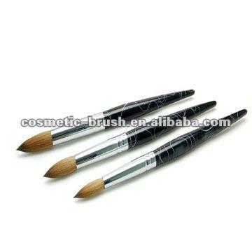 Fashionable Kolinsky Makeup Nail Art Brush