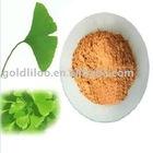 Ginkgo Biloba Leaf Extract( 24% Total Ginkgo Flavone Glycosides &. 6% Total Terpene Lactone)