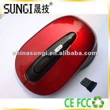 Hot selling bluetooth wireless optical mouse