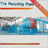 fine rubber powder machine/Tire recyle plant(Tire recycling machinery)