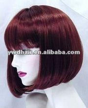 kanekalon fiber Synthetic wig