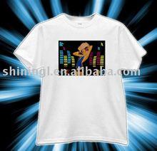 Beautiful Equalizer t-shirt, white color, 100% cotton