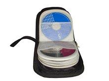 Hard CD/DVD storage