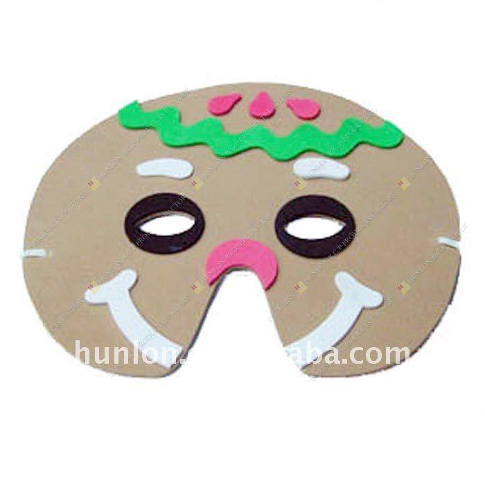 foam masquerade masks