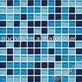 Kristallglas mosaik Wand& bodenfliese 25x25x8mm Spa& Pool& Bad mosaik
