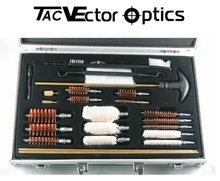 Vector Optics Universal Gun Cleaning Kit Aluminum Case