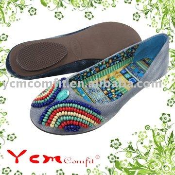 novos modelos de sapatos boêmio flat sapatos calçados de segurança