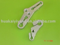 weft needle lever/narrow fabric loom parts/zipper belt needle loom parts