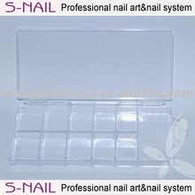 HOT-selling nail tip box case