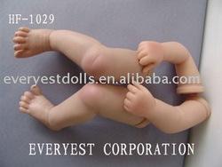 vinyl doll parts