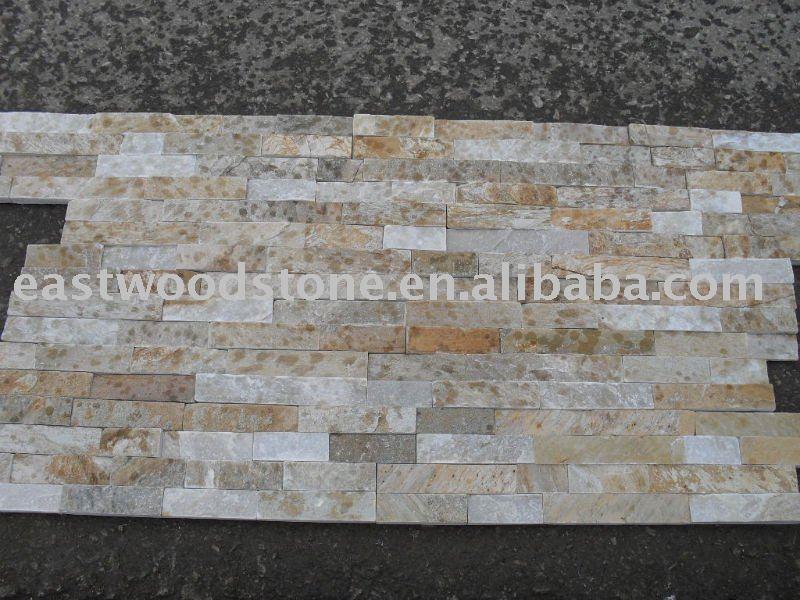 Paredes de piedra decorativa panel pizarra identificaci n - Panel piedra precios ...