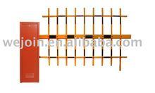 Arm barrier gate for intellegent access control
