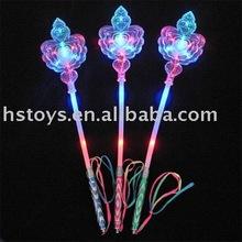 led flashing light up party wand novelty toy,magic wand